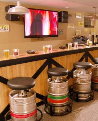 Enjoy The Private Bar With Investing In The Mobile Beer Keg