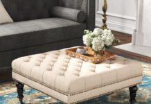 THE BENEFITS OF UPHOLSTERED COFFEE TABLES