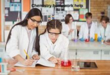 Should I Ask to Do My Chemistry Homework For Me, or Do It Myself?